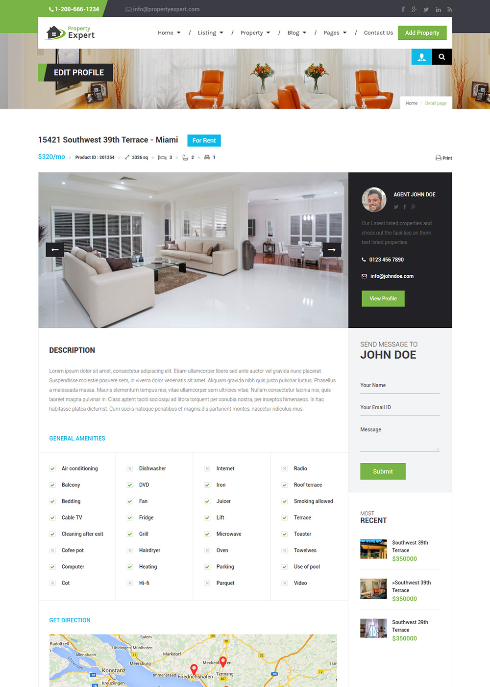 Web Site Template 20
