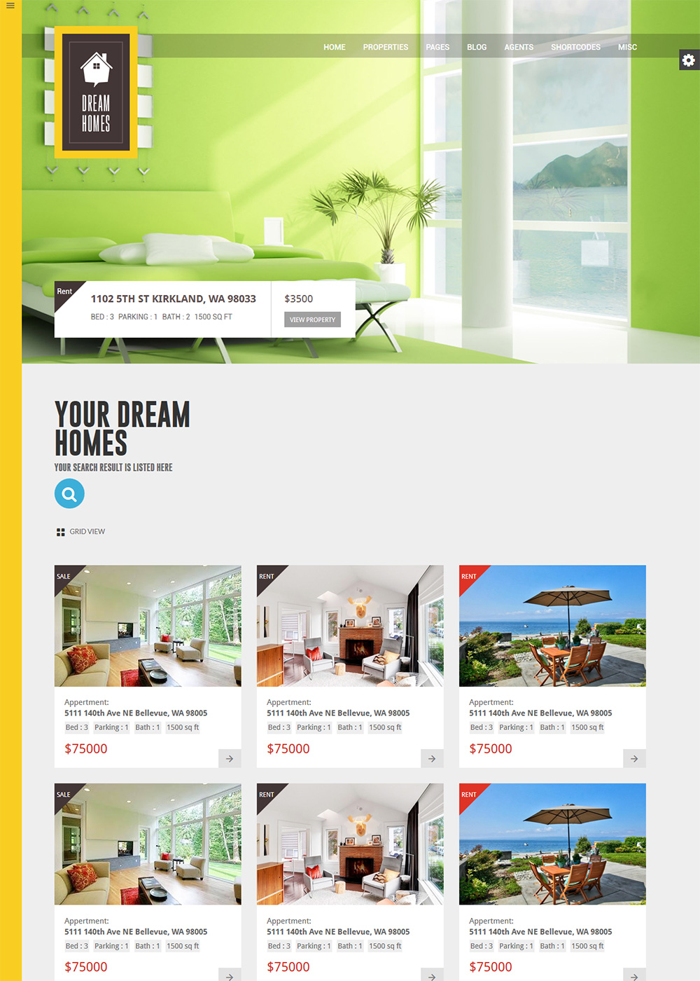 Web Site Template 24