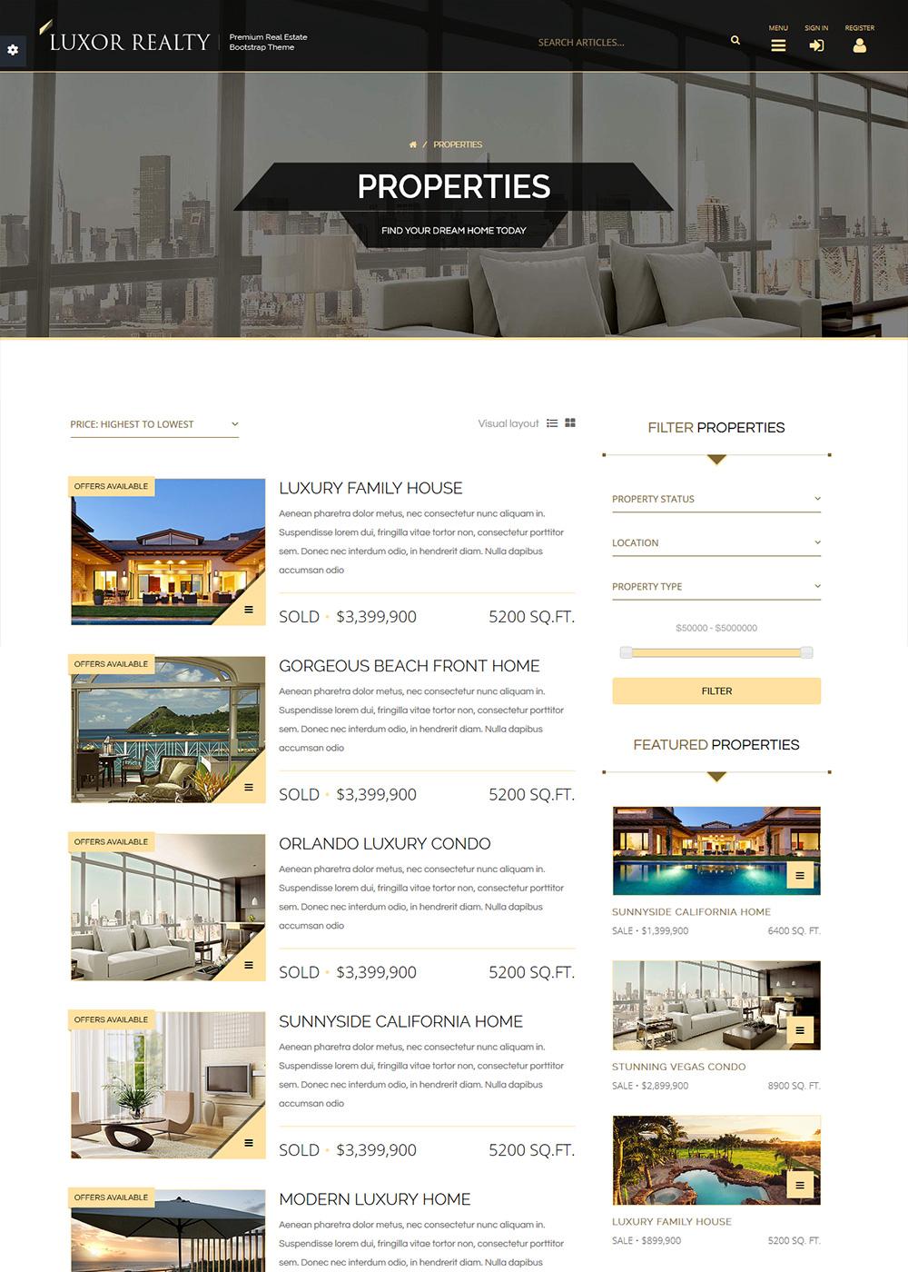 Web Site Template 33