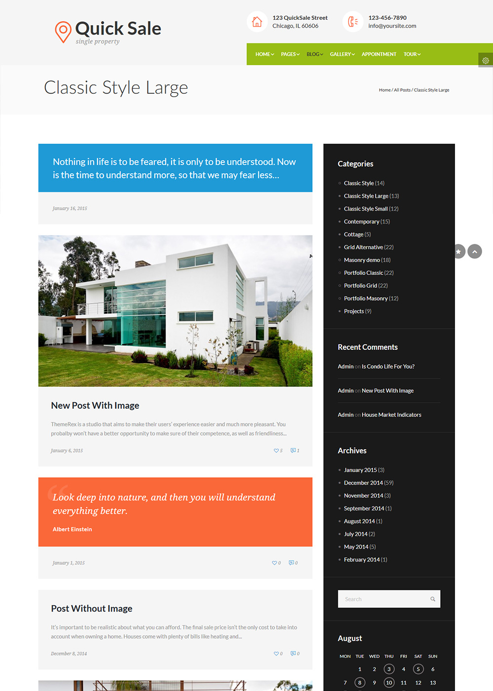 Web Site Template 35