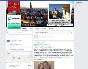 Modele design pagini social media 2