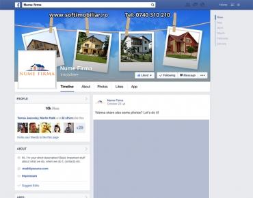 Modele design pagini social media 4