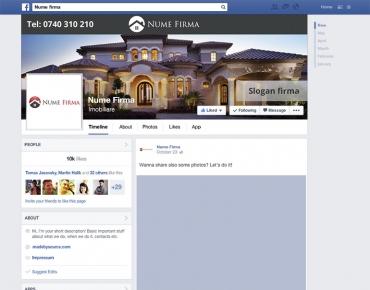 Modele design pagini social media 7