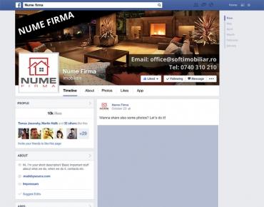 Modele design pagini social media 8