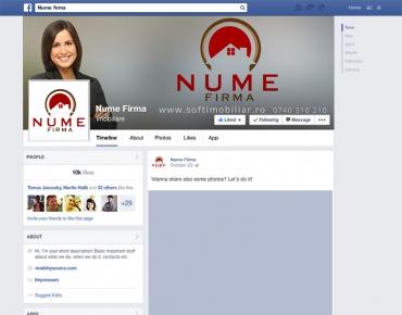 Modele design pagini social media 10