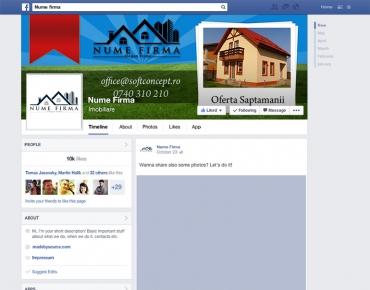 Modele design pagini social media 11