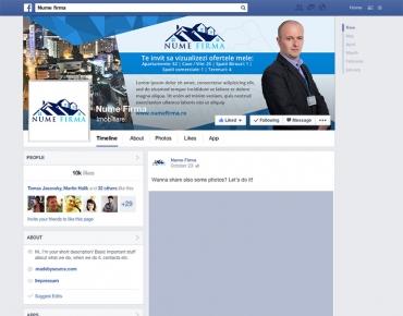 Modele design pagini social media 12
