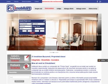 21 Imobiliare - agentie imobiliara Bucuresti