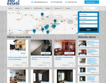 Galaxy Imob Consulting - agentie imobiliara Cluj
