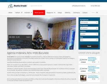 Activ Imob - agentie imobiliara Bucuresti