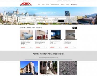 Adex Imobiliare - agentie imobiliara Iasi