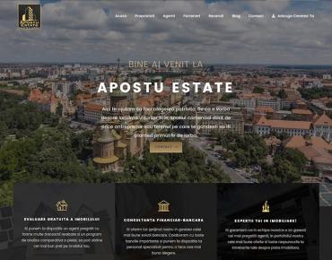 Apostu Estate - agentie imobiliara Timisoara