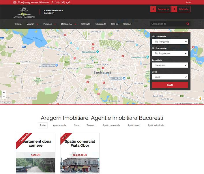 Aragorn Strategic Consulting  - agentie imobiliara Bucuresti