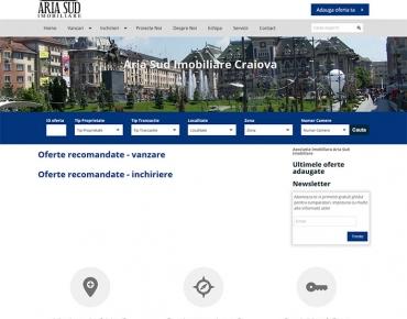 Aria Sud Imobiliare - agentie imobiliara Craiova