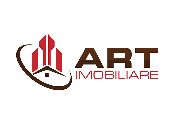 Design logo agentie imobiliara - Art Imobiliare - Cluj