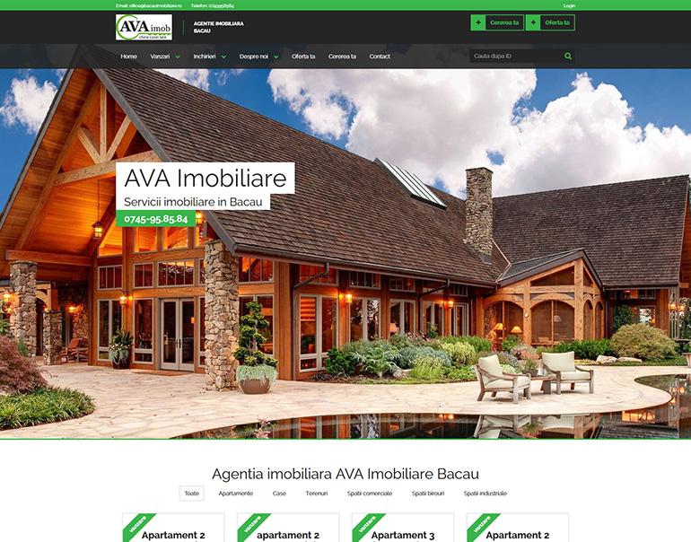 Ava Imobiliare - agentie imobiliara Bacau