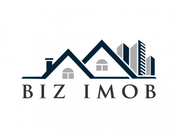 Design logo agentie imobiliara - Biz Imob - Bucuresti