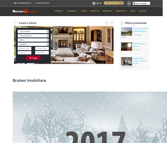Bruken Real Estate - agentie imobiliara Oradea