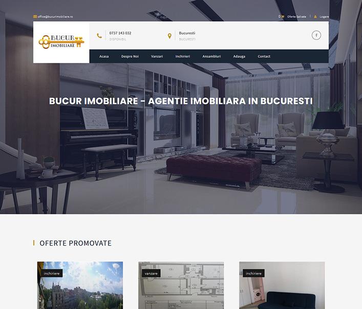 Bucur Imobiliare - agentie imobiliara Bucuresti