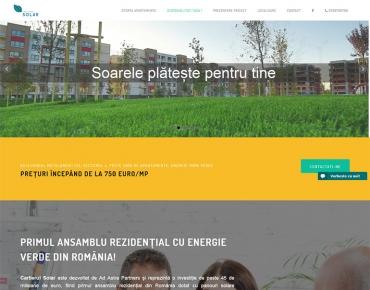 Cartierul Solar - dezvoltator imobiliar Bucuresti