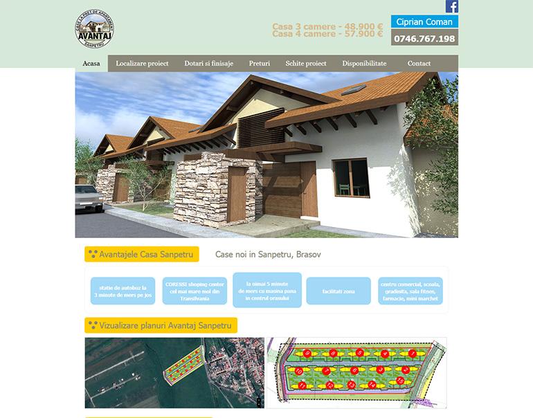 Casa Sanpetru - dezvoltator imobiliar Brasov