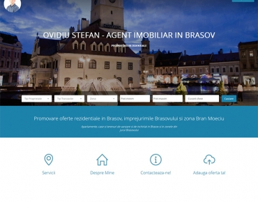 Website de nisa - oferte rezidentiale - Brasov