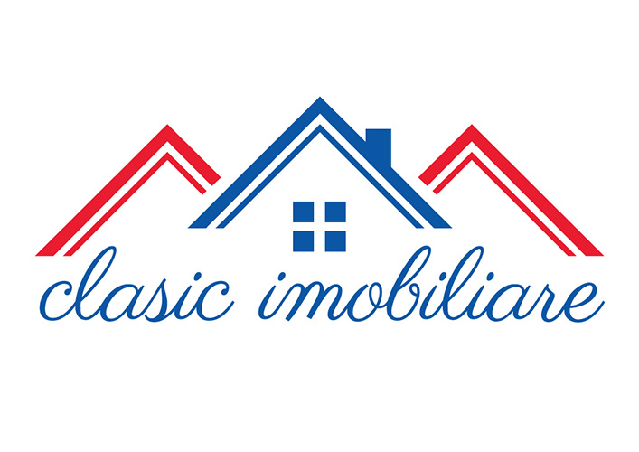 Design logo agentie imobiliara - Clasic Imobiliare - Cluj