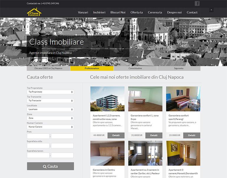 Class Imobiliare - agentie imobiliara Cluj Napoca