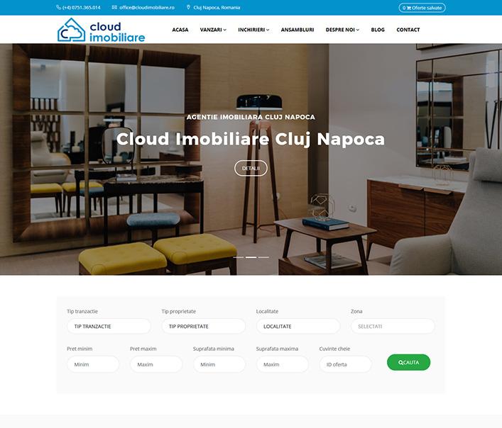 Cloud Imobiliare - agentie imobiliara Cluj Napoca