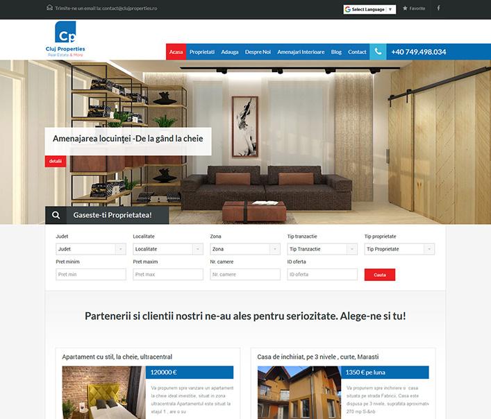 Cluj Properties - agentie imobiliara Cluj Napoca