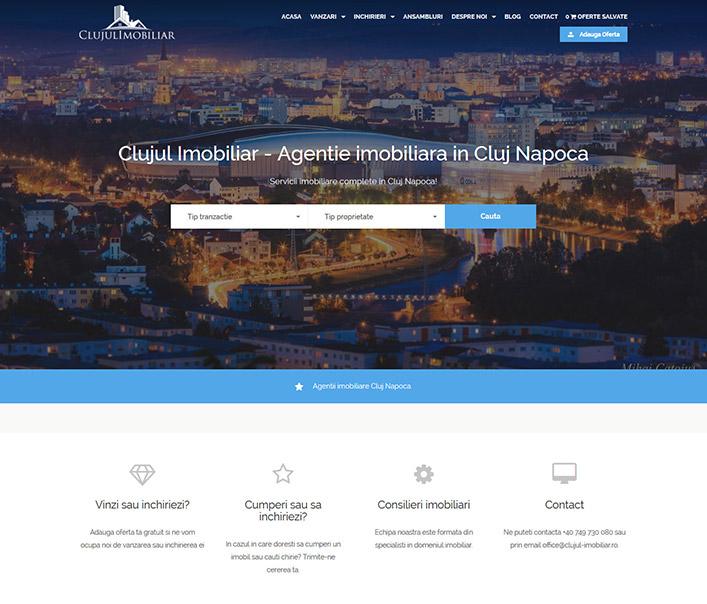 Clujul Imobiliar - agentie imobiliara Cluj Napoca