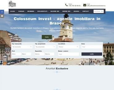 Colosseum Brasov - agentie imobiliara Brasov