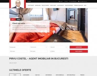 Costel Parvu - agent imobiliar Bucuresti