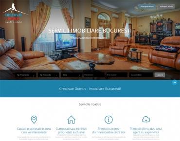 Creativae Domus - agentie imobiliara Bucuresti