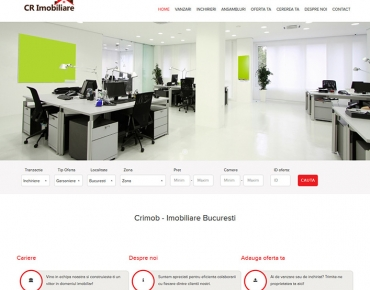 CR Imobiliare - agentie imobiliara Bucuresti