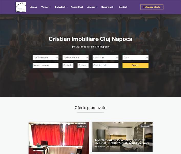 Cristian Imobiliaret - agentie imobiliara Cluj-Napoca