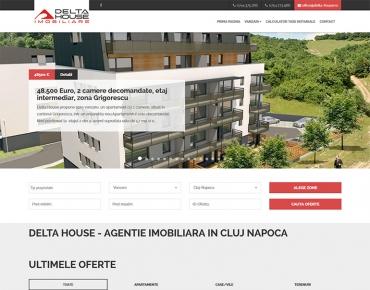 Delta House - agentie imobiliara Cluj