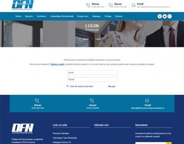 DFN Exclusive Representation - agentie imobiliara Bacau