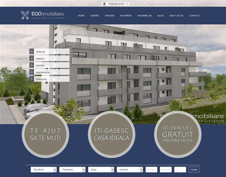 Ego Imobiliare - agentie imobiliara Cluj