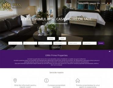 Erra Prime Properties - agentie imobiliara Bucuresti