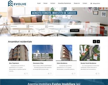 Evolve Imobiliare - agentie imobiliara Iasi