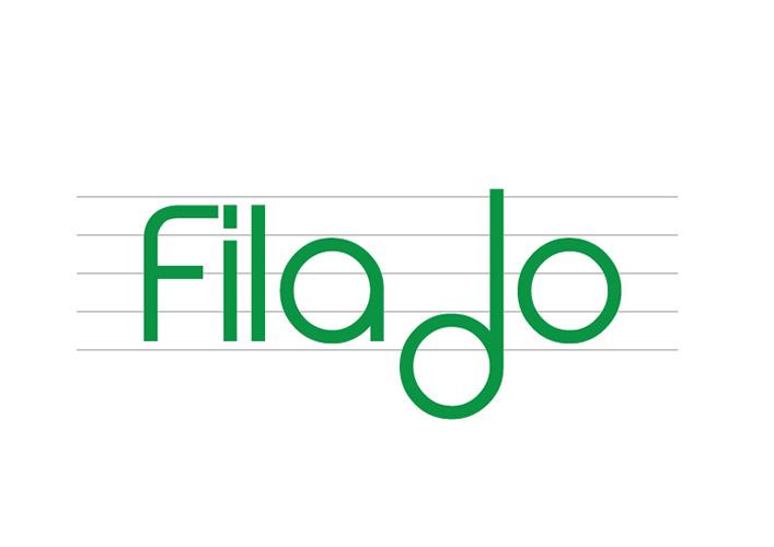 Design logo agentie imobiliara - Filado Imobiliare - Bucuresti