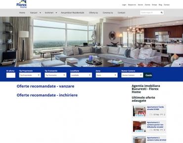 Florex Home - agentie imobiliara Bucuresti