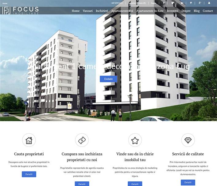 Focus Imobiliare - agentie imobiliara Iasi