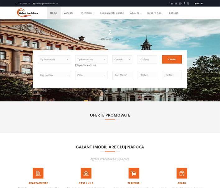 Galant Imobiliare - agentie imobiliara Cluj-Napoca