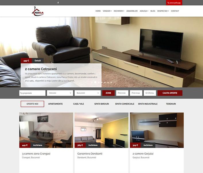 Giga Imobiliare - agentie imobiliara Bucuresti