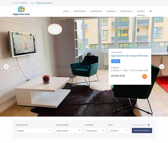 Happy Home Estate - agentie imobiliara Cluj-Napoca