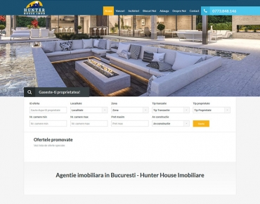 Hunter House Imob - agentie imobiliara Bucuresti