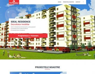 Ideal Residence - dezvoltator Imobiliare Bucuresti