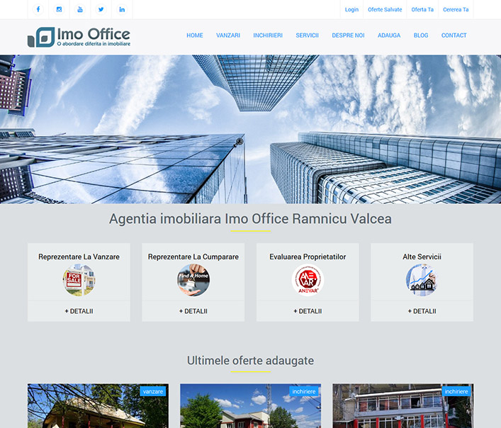 Imo Office - agentie imobiliara Ramnicu-Valcea